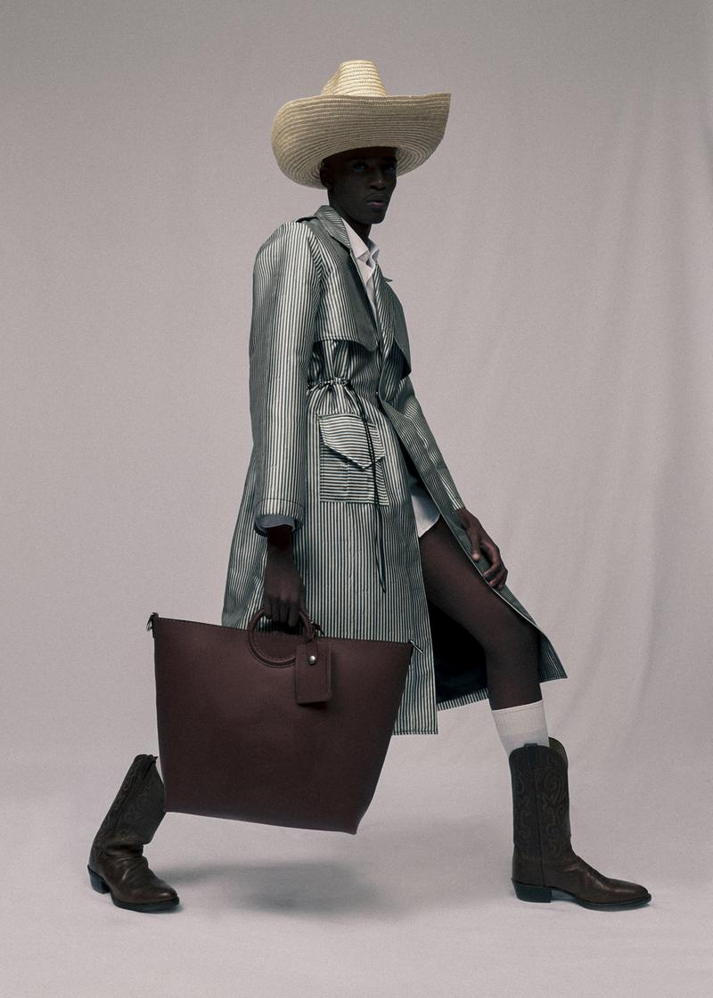 Thebe Magugu Debut Menswear Collection Editorial web store brand lvmh prize african designer johannesburg genderless release date info buy