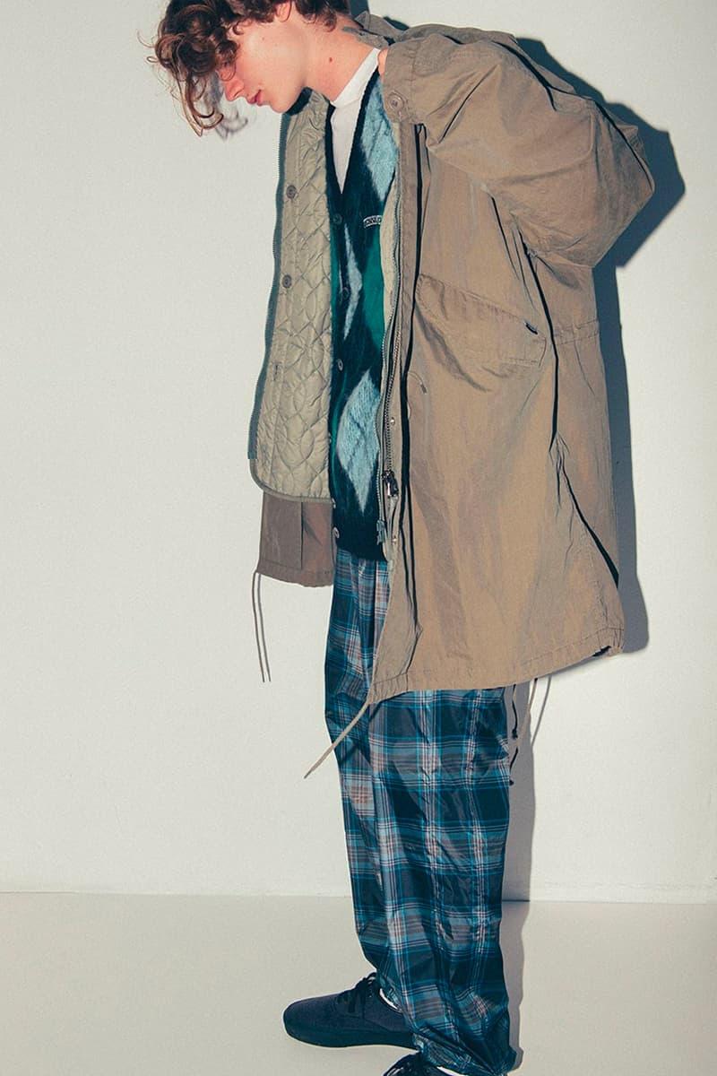 thisisneverthat Fall Winter 2020 Lookbook menswear streetwear fw20