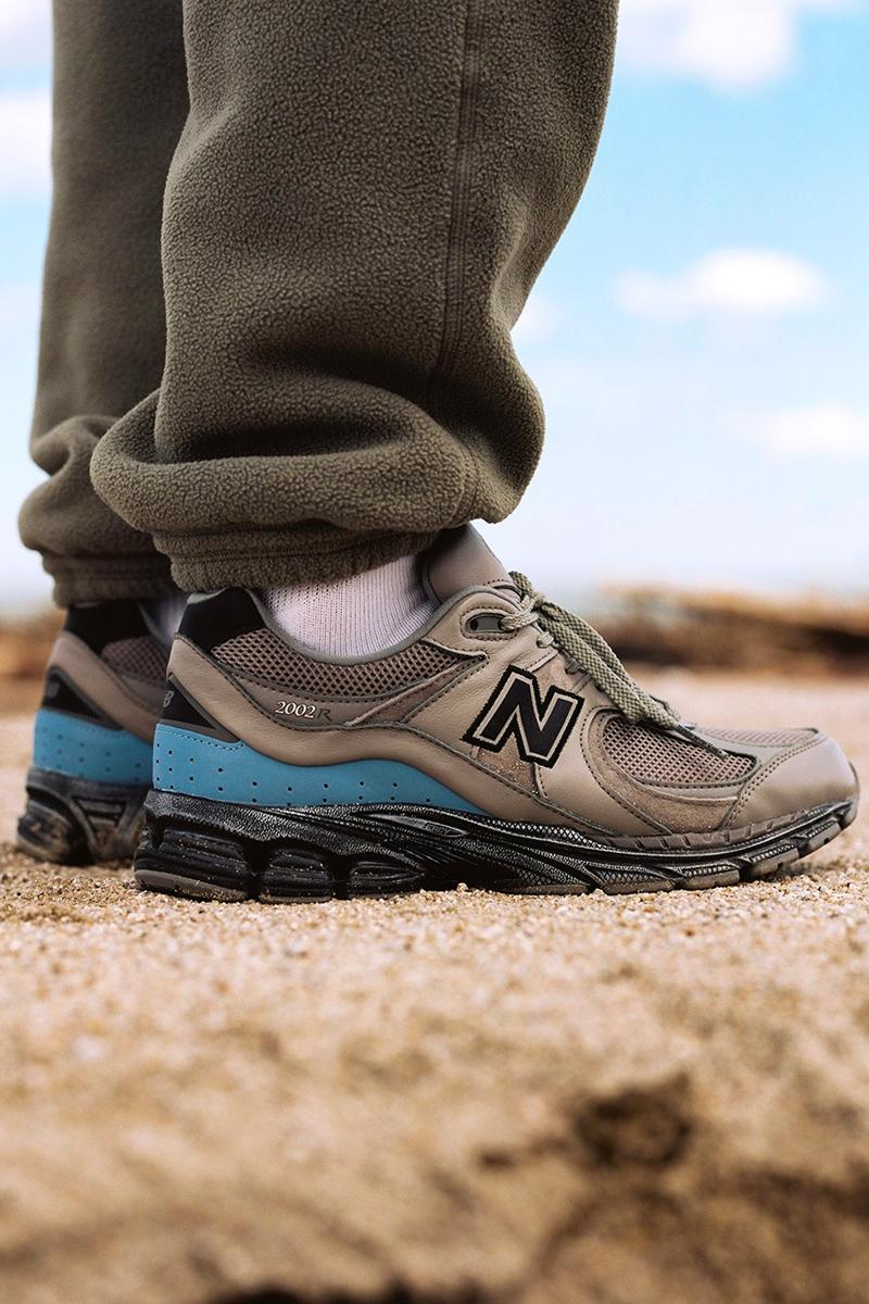 thisisneverthat New Balance 2002R Release Info Date Buy Price White Grey