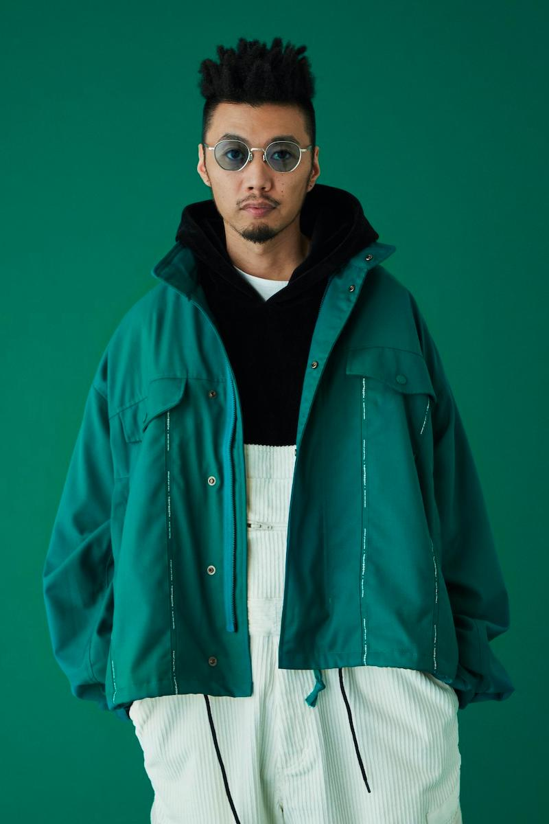 TIGHTBOOTH Fall Winter 2020 Lookbook menswear streetwear fw20 collection jackets hoodies t shirts pants button ups