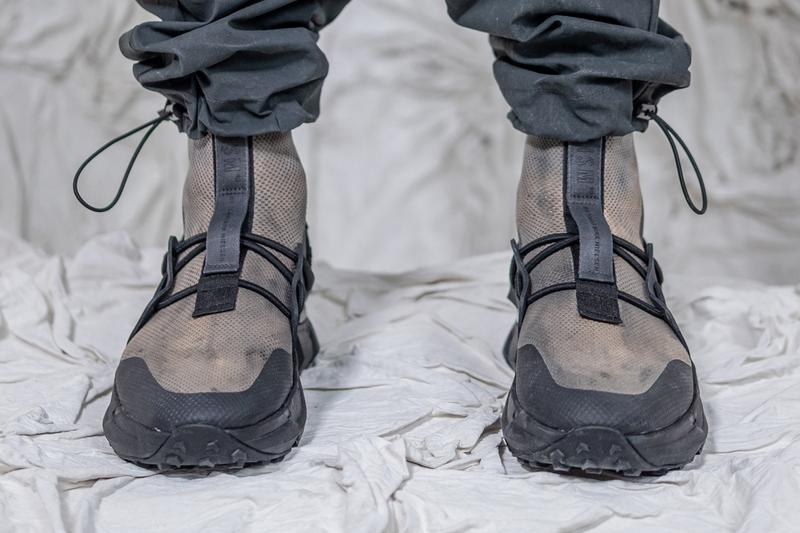 """Tobias Birk Nielsen Spring/Summer 2021 """"PALAVY"""" Sneaker boot ss21 collection"""