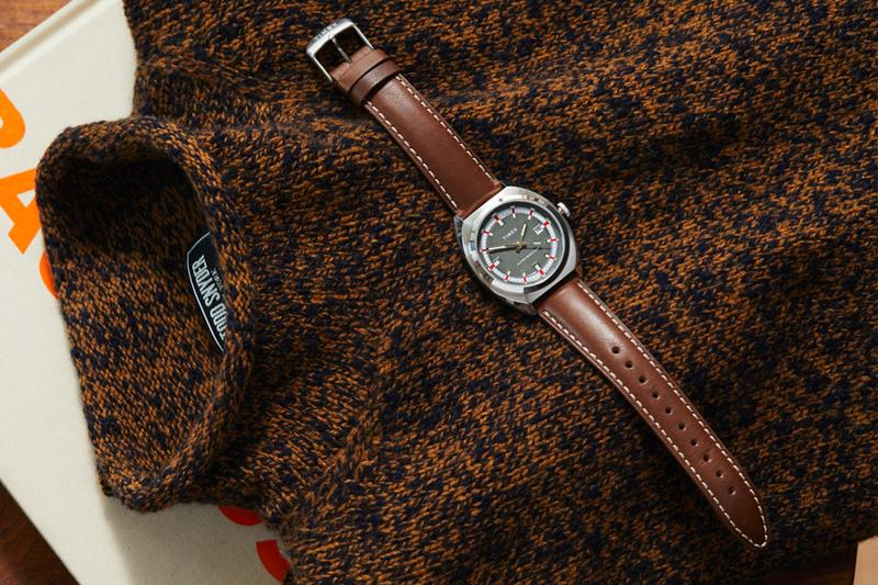 todd snyder timex art deco milano xl watches accessories design golden era vintage retro