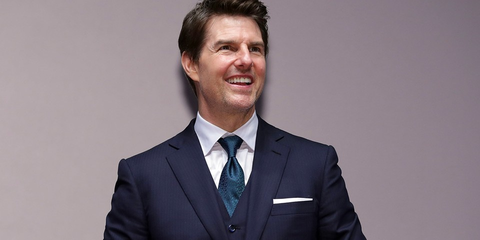 Tom Cruise to Ride Aboard SpaceX's Crew Dragon to Film in Outer Space