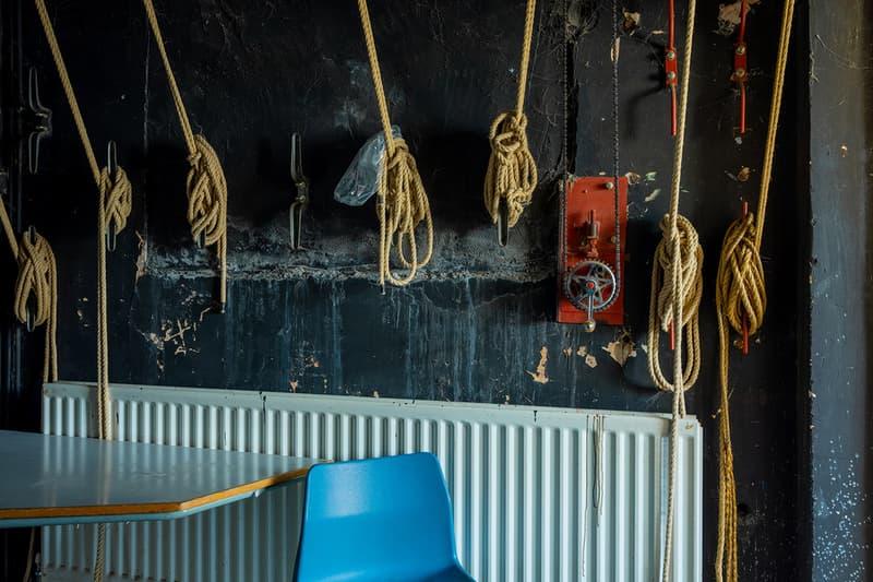 empty communities lockdown photography tom Skipp document empty spaces Bristol