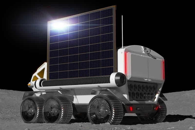 Toyota's Four Seater Moon Rover Named Lunar Cruiser the Japan Aerospace Exploration Agency jaxa land cruiser vehicle fcv fuel cell technology