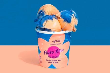 "Tyler, the Creator and Jeni's Splendid Ice Cream Concoct New ""Pluto Bleu"" Flavor"