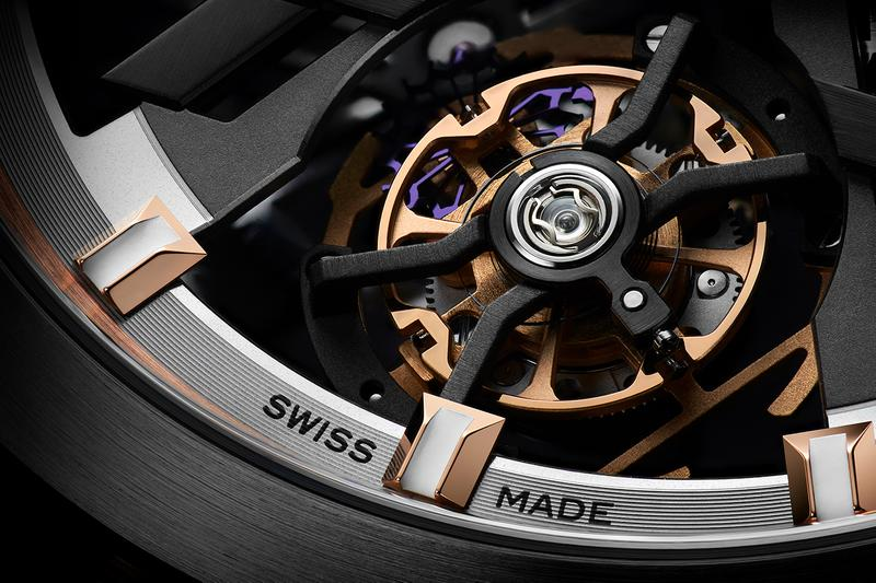"Ulysse Nardin Introduces Newest ""BLAST"" Concept Watch Swiss Luxury Watchmaker Nature HYPEBEAST"