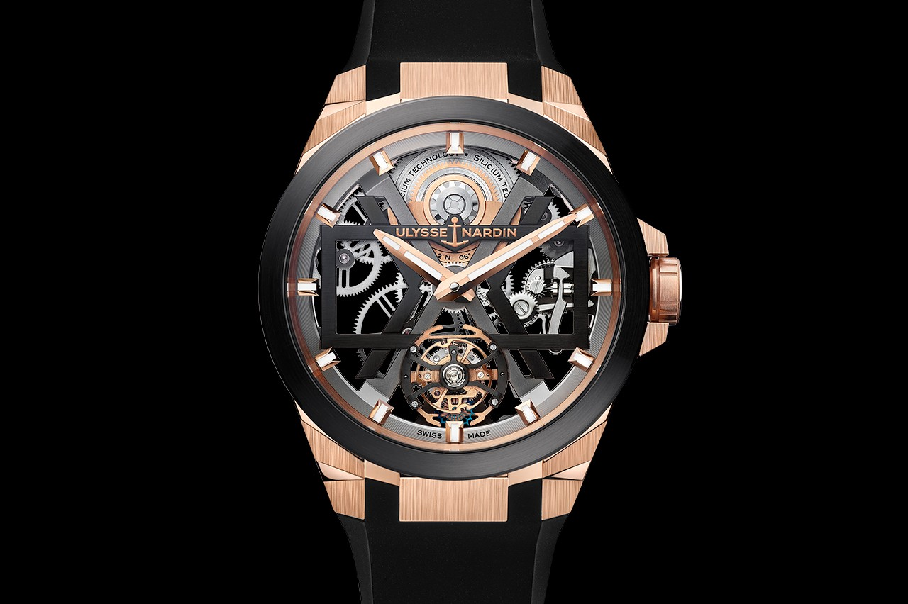 Ulysse Nardin Introduces Newest