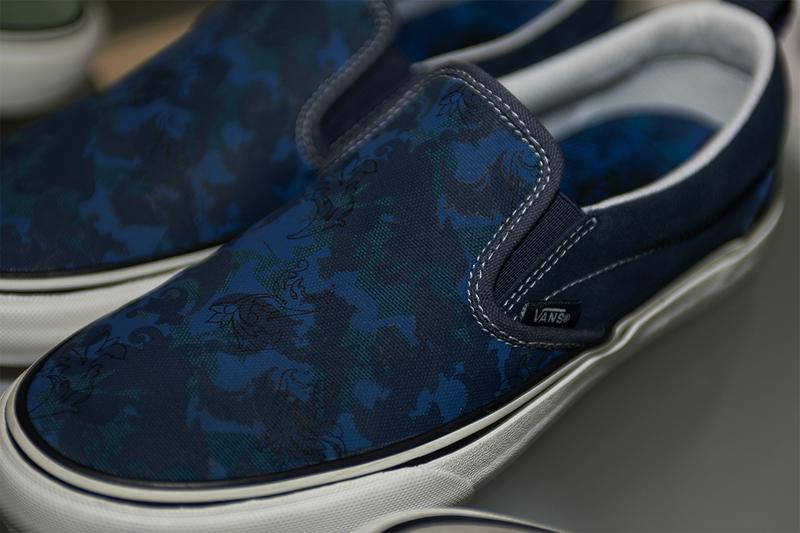 vans tattoo artist military service bj betts made for the makers authentic old skool slip on