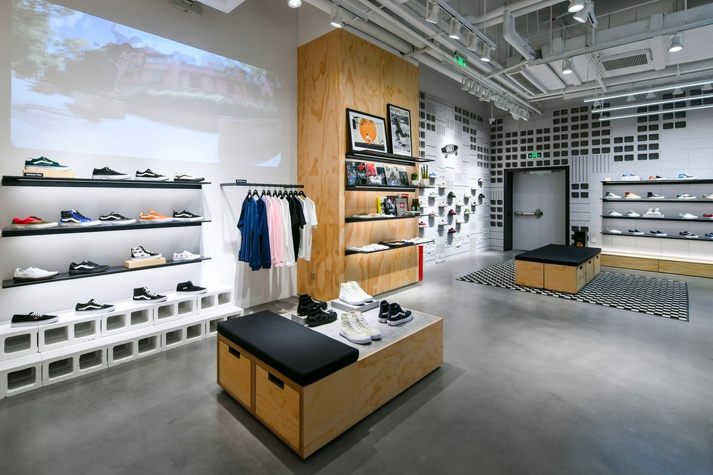 vans store outlet collection