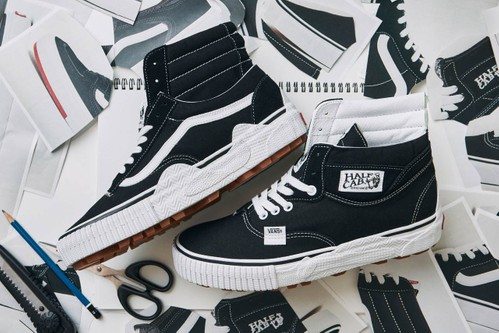 """Vault By Vans' """"Cut and Paste"""" Pack Reconstructs Classic Silhouettes"""