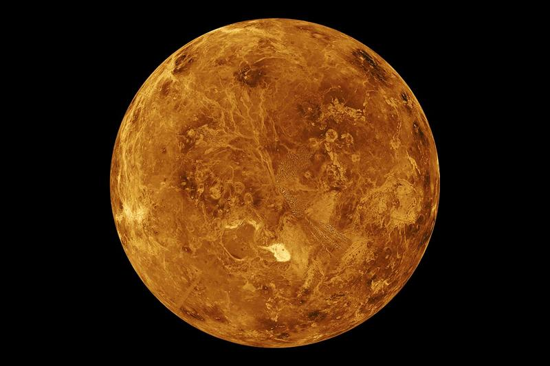 science scientists nasa venus planet space exploration signs of life biosignature gas phosphine
