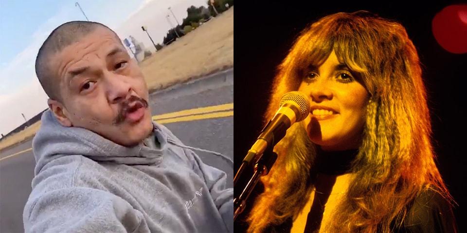 Viral Tiktok Video Increases Fleetwood Mac Dreams Streaming Numbers Hypebeast