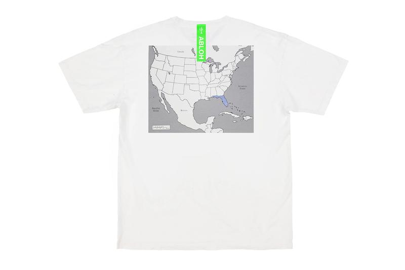 virgil abloh canary yellow swing state voting t shirts us presidential election 2020 donald trump joe biden official release date info photos price store list buying guide