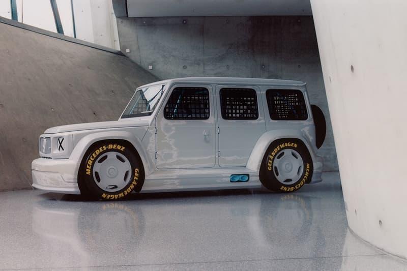 Virgil Abloh Mercedes-Benz G-Class G-Wagon Project Geländewagen Art Car Off White Louis Vuitton Designer HYPE AMG G63 Racecar Sports Truck SUV Essay Op-Ed Opinion HYPEBEAST Gorden Wagener