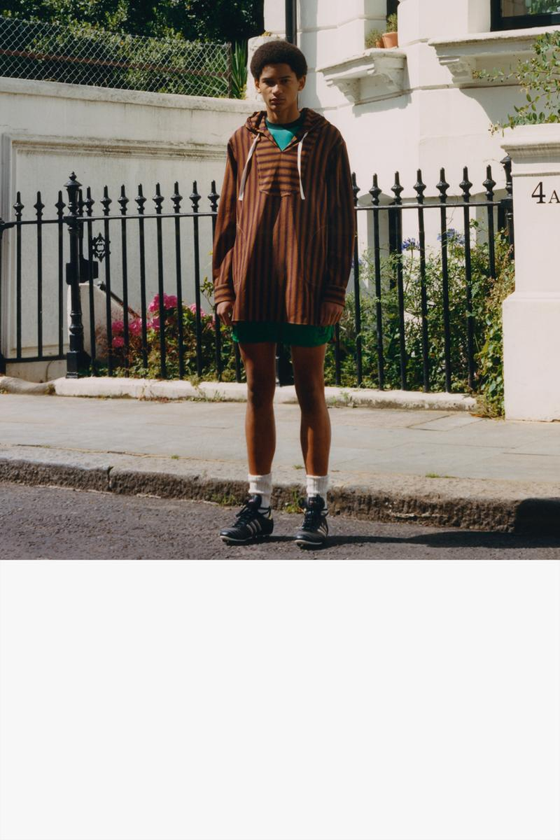 "WALES BONNER Spring/Summer 2021 ""Essence"" Collection Lookbook Paris Fashion Week SS21 Womens Mens London Designer Jamaica Short Film Thinkin Home (2020) Jeano Edwards Diaspora Digital Publication adidas collaboration"