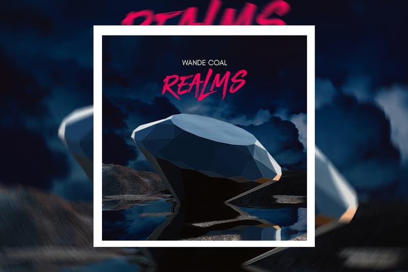 Wande Coal Realms Album Stream Screwface SARZ Melvitto lekaa Beats