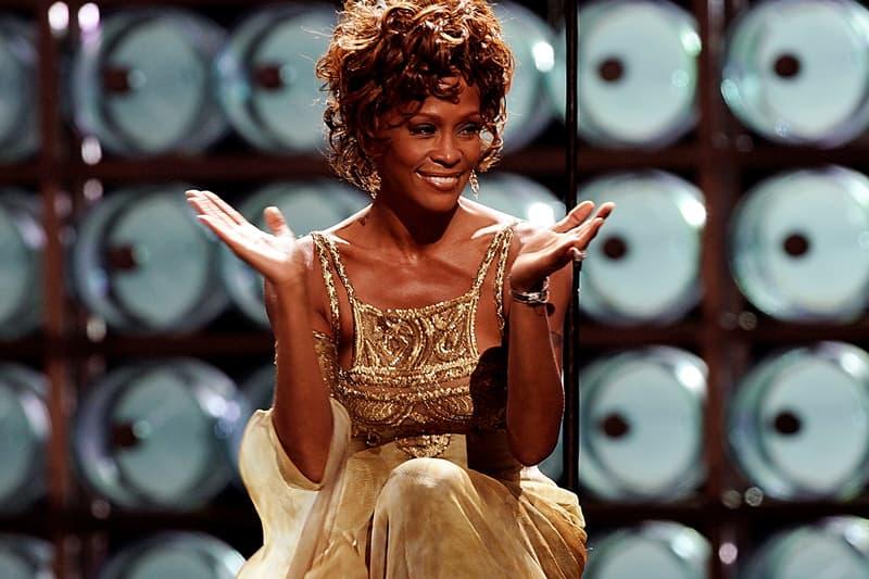 Whitney Houston Hologram Without Estate Permission artist david alki designer rendering the voice 2016 performance singer songwriter artist