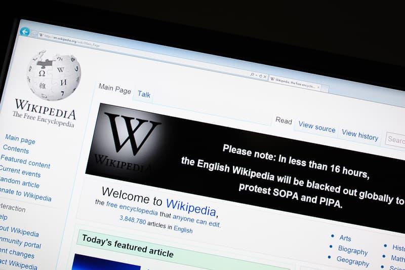 Wikipedia Major Website Redesign 10 Years decade roll out publication non profit organization information encyclopedia articles blog Olga Vasileva