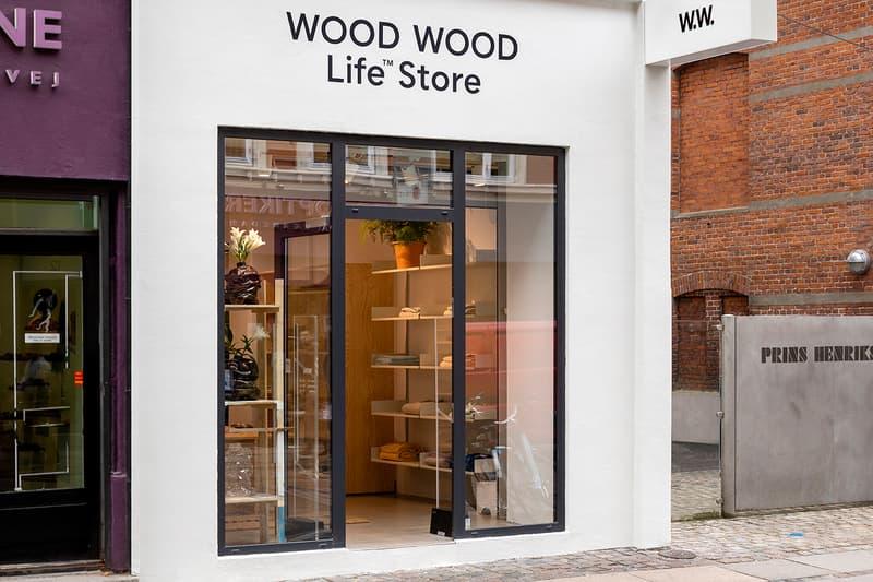 Wood Wood Life™ Store Værnedamsvej Copenhagen Opening Look Inside Furniture Homeware Design Goods Danish Karl-Oskar Olsen Brian SS Jensen Dieter Rams 606 Shelving