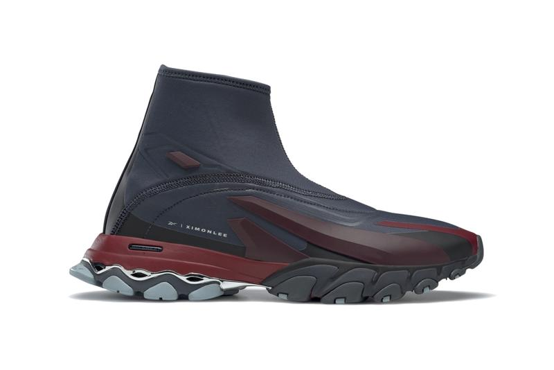 ximonlee reebok XIMONLEE Reebok DMX Trail Hydrex Zig Kinetica Horizon Edge official release date info photos price store list buying guide