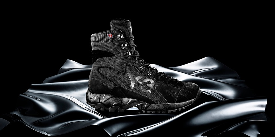 EXCLUSIVE: Y-3 Gets Technical With the NOTOMA Boot