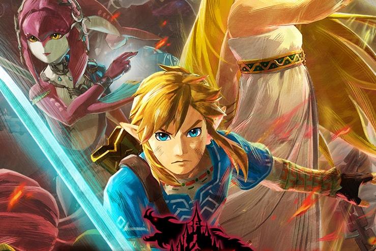 Zelda Hyrule Warriors Age Of Calamity Trailer Hypebeast