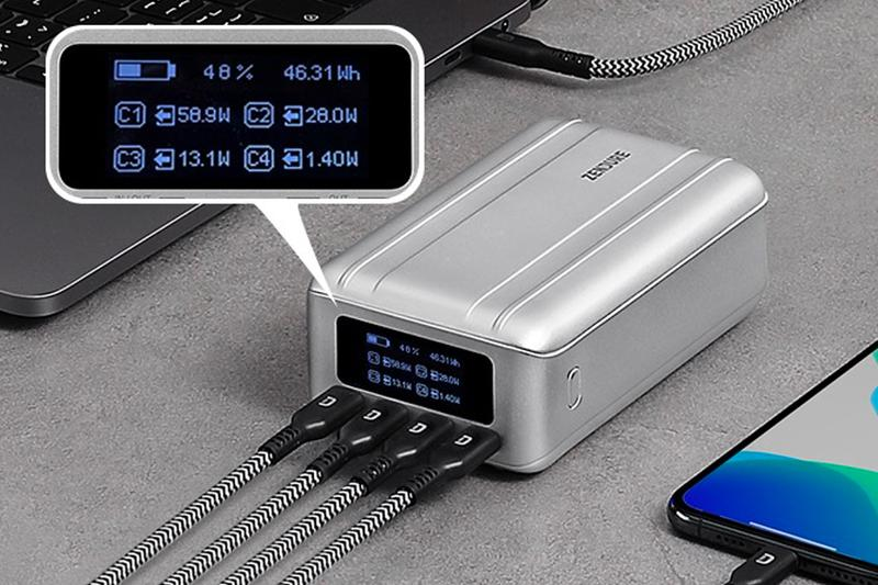 Zendure SuperTank Pro Power Station Release power banks portable chargers tech travel power supply