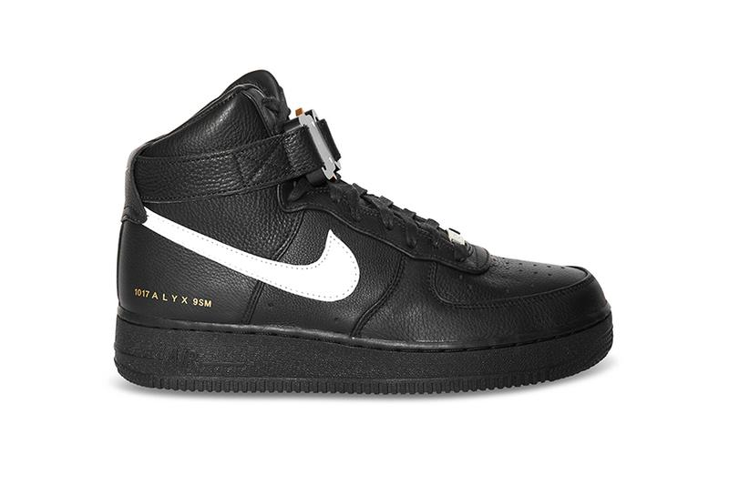 alyx nike air force one high matthew williams