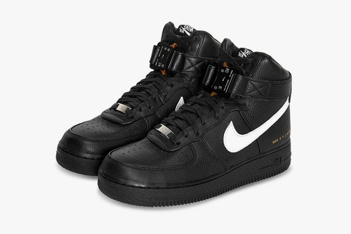 1017 ALYX 9SM x Nike Air Force 1 High Release