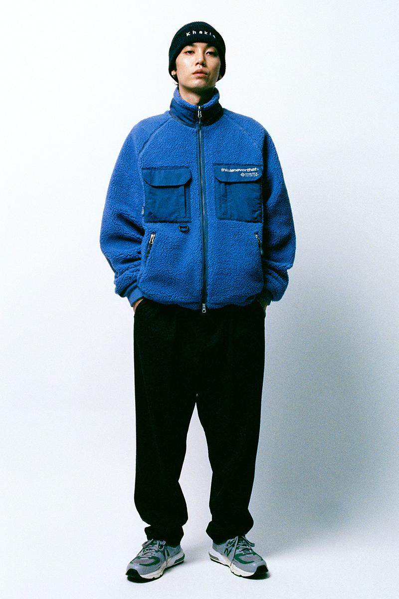 thisisneverthat gore tex fall winter 2020 infinity collection information winter coats where to buy
