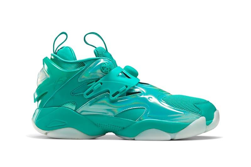 Reebok juun j pump court shoes collaboration release details
