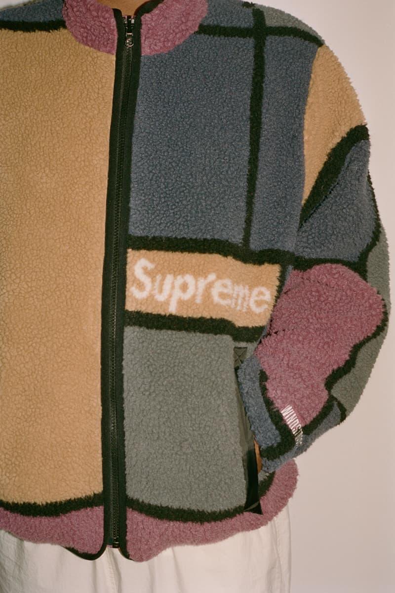 Supreme Fall/Winter 2020 'SENSE Magazine' Editorial fw20 collection ari marcopoulos photograph menswear
