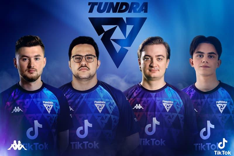 TikTok Tundra Esports Partnership Fifa