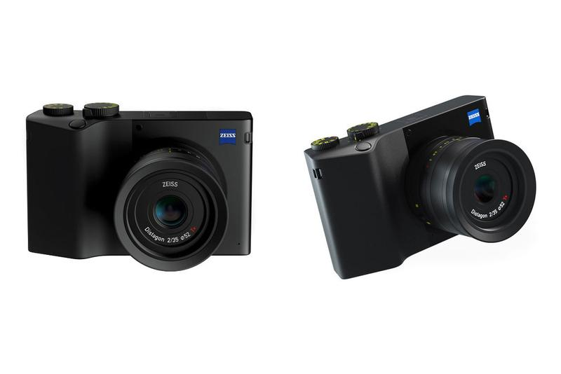 Zeiss ZX1 Camera Model Pre-Order Price 6000 usd b&h photo video digital full frame