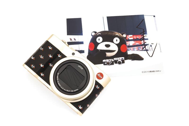 Leica C Lux Kumamon 10th Anniversary Edition Camera 15x megapixel dc vario elmar kumamoto prefecture 2010 campaign mascot japan 40 units