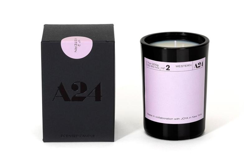 A24 Joya Genre-Themed Candles Release midsommar horror western thriller noir sci-fi rom-com adventure musical hereditary moonlight