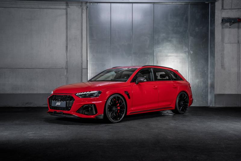 ABT Sportsline Audi RS4-S Tuned German Wagon Avant Family Five Door Car Automotive Tuning Custom Rework Bodykit Power Performance Speed 526 BPH 680 Nm Torque Estate
