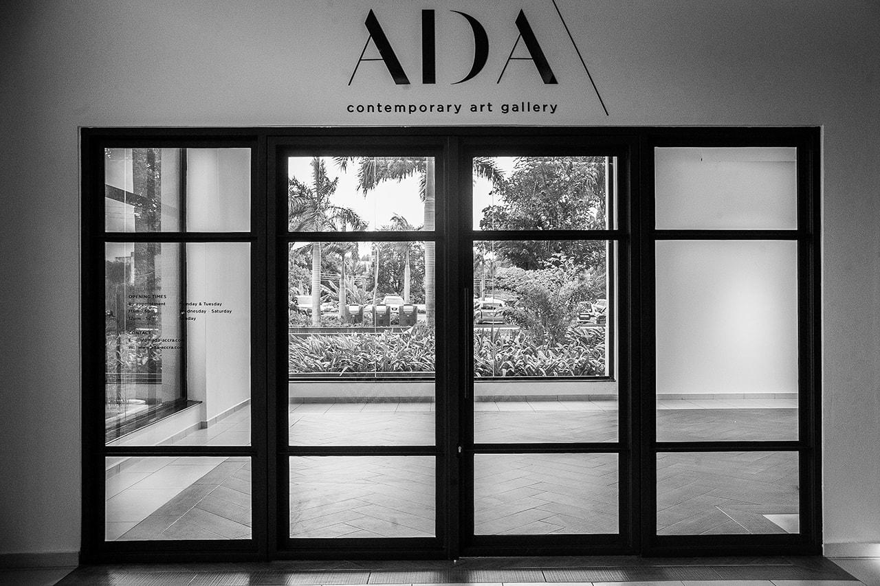 ADA \ Contemporary Art Gallery Opens In Accra, Ghana Adora Mba Collins Obijiaku Black Lives Matter