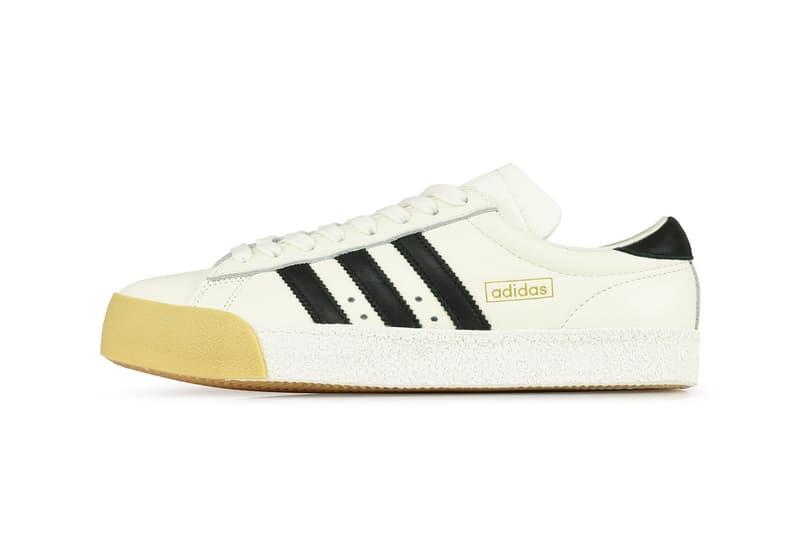 "adidas Consortium Supergrip fw5171 ""White/Black"" Gum Sole OG Low Top Basketball Sneaker Shoe Footwear Three Stripes Release Information Drop Date 1960s Vintage Retro Leather PVC Foam"