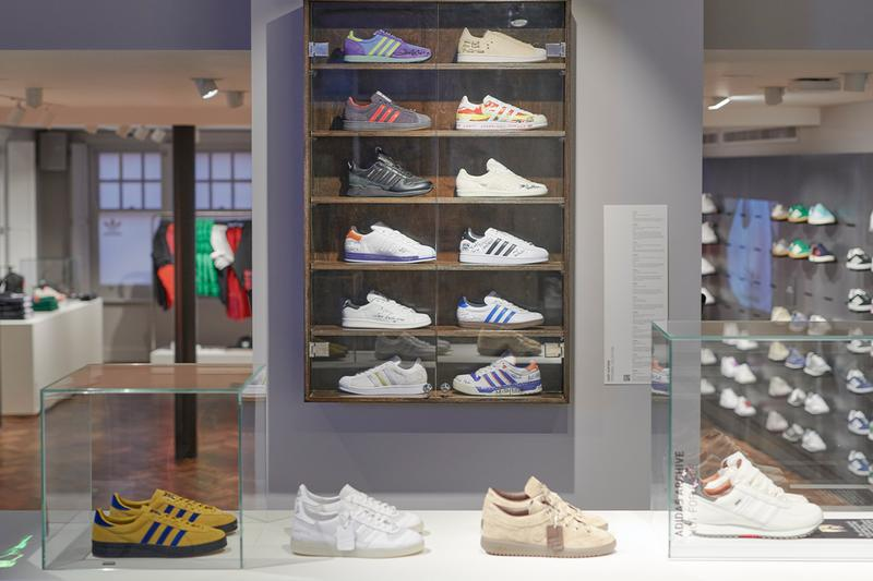 Adidas originals new store London flagship store when does it open now Carnaby street soho