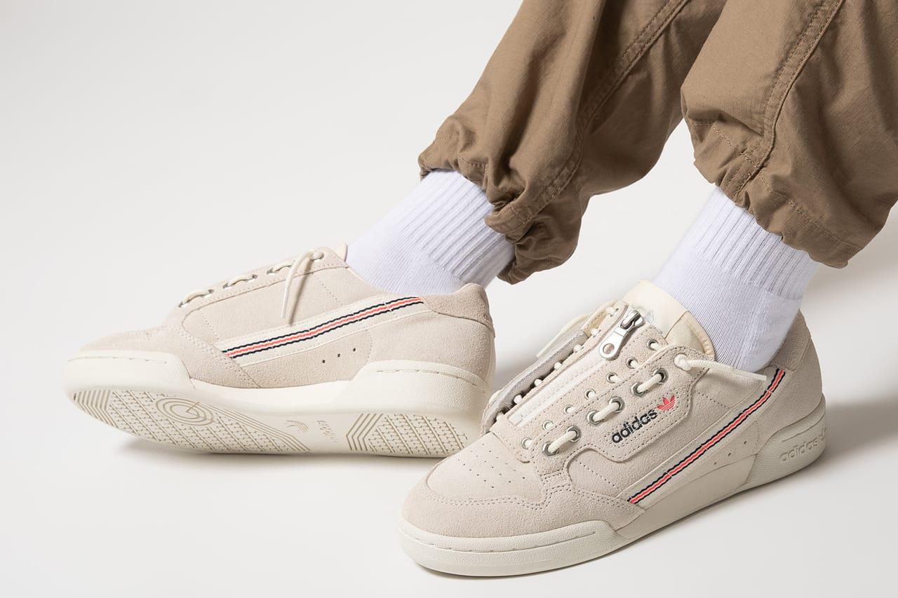adidas Originals Continental 80 Gets