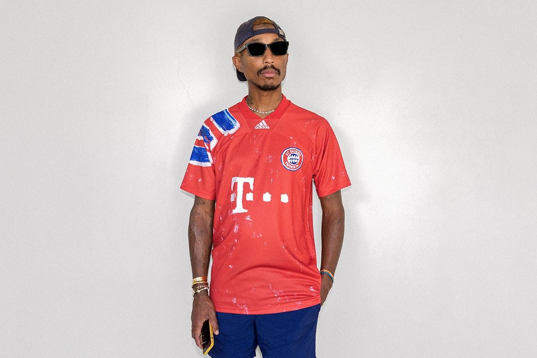 pharrell x adidas football jerseys release info hypebeast pharrell x adidas football jerseys