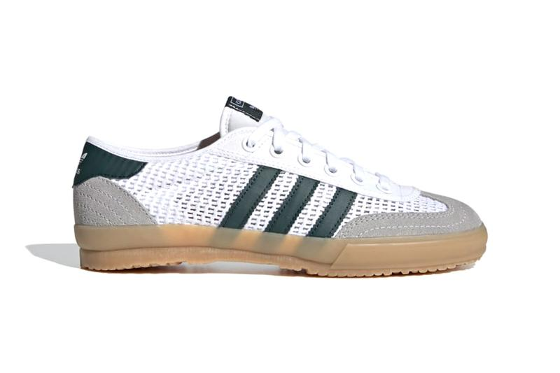 Adidas table tennis sneaker Tischtennis white black indoor shoe Adidas originals German 70s