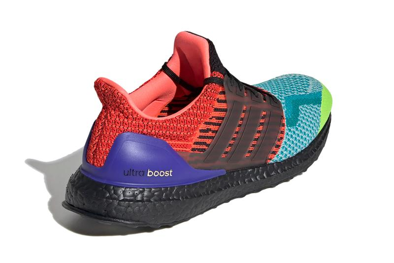 adidas originals running ultraboost what the solar slime black purple red blue volt yellow solar slime core night flash eg5923 official release date info photos price store list buying guide