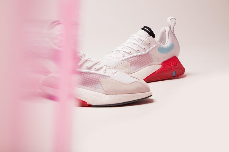 y-3 orisan adidas white red cyan release information details buy cop purchase