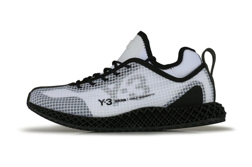 Y-3's New RUNNER 4D IO Offers Two Shoes in One