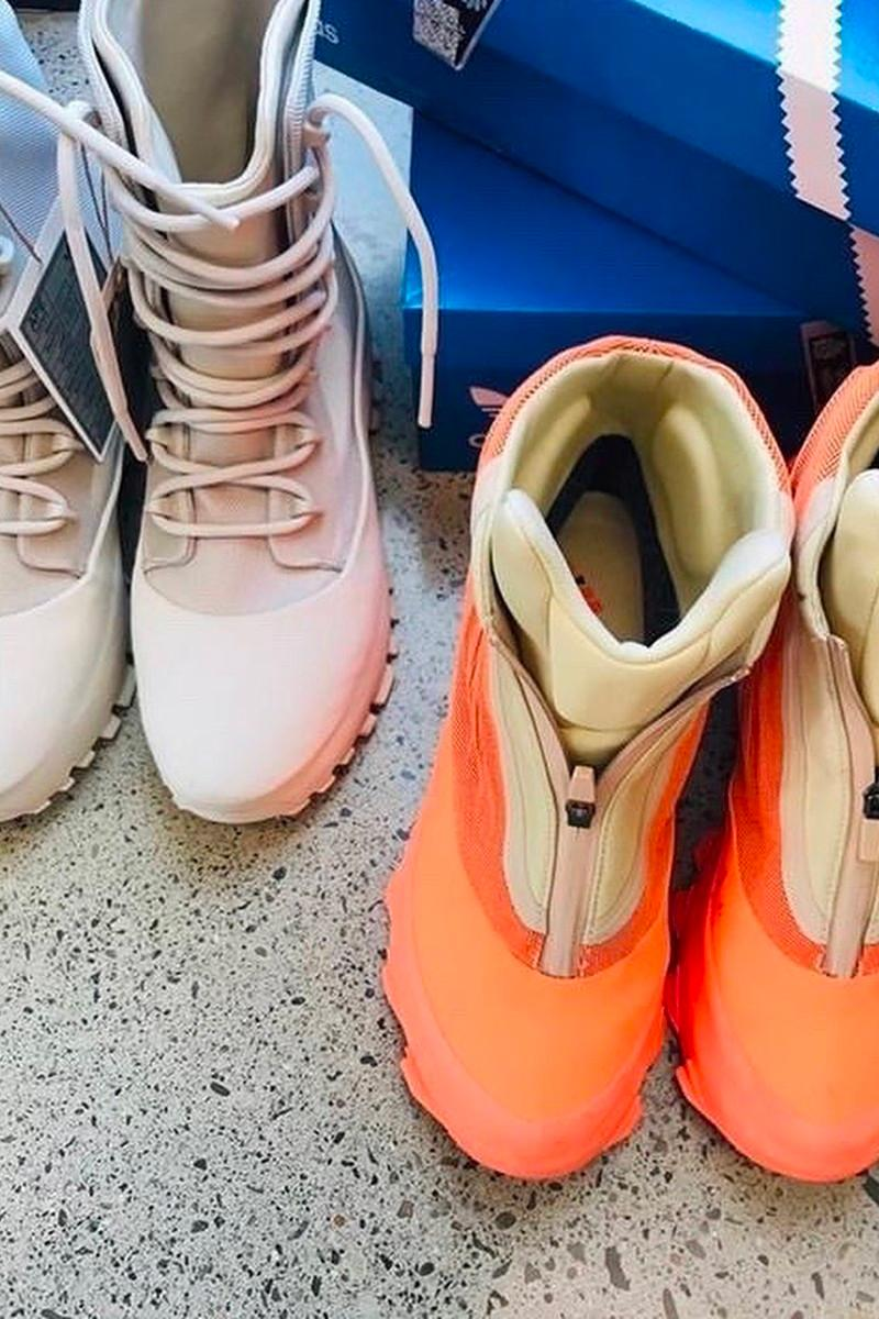 adidas YEEZY 1020 1050 V3 Boots Sample Look Photos Info