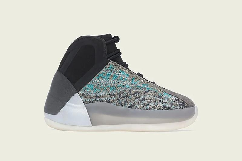 adidas yeezy qntm quantum teal blue Ophanium gray black g58864 g58865 g58866 official release date info photos price store list buying guide