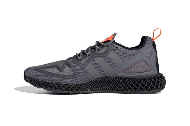 Adidas zx hd 2k 4k black colorway orange where to cop when do they drop trainers running